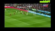 Кристиано Роналдо с брилянтно еластико срещу Турция.