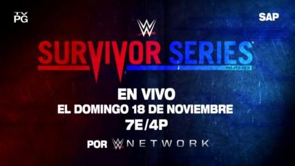 WWE Survivor Series (Espanol)