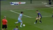 10.09.2011 Манчестър Сити 1-0 Уигън гол на Агуеро