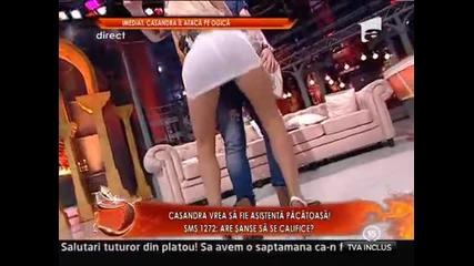 [j.balvin-tranquila] Casanndra Viespea sexy dance