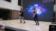 Workshop 4 - Utku & Selin - Salsa New York