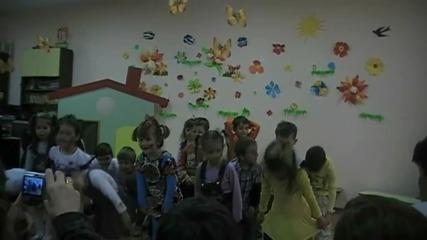 Тържество в детската част4