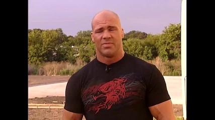 Kurt Angle Raw About Wwe