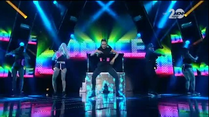 Алекс Раева и DJ Doncho - X Factor Live (09.12.2014)