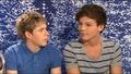 One Direction - Интересно интервю за Jingle Bell Ball