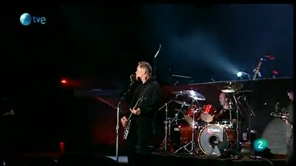 Metallica Phantom Lord Live in Rock in Rio Madrid 2010