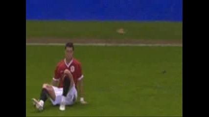 Най - добрия финт на Кристияно Роналдо