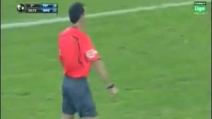 Еспаньол - Реал Мадрид 0:3