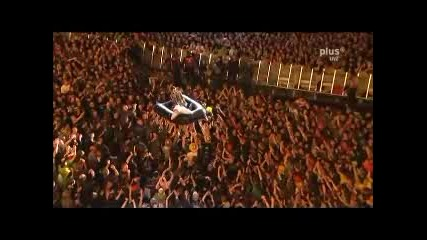 Rammstein - Haifish live Rock Am Ring 2010