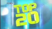 Kral Pop Tv - Top 20 part.2 (21.02.2016)
