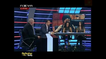 Big Brother Family - 01.04.2010 - Част 10