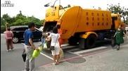 Как хвърлят боклука в Тайланд
