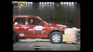 Opel Frontera 2002 - Краш тест