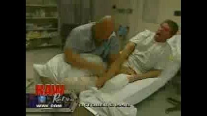 Wwe Doctor Austin Прежива Vince Mcmahon