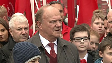 Russia: UFC fighter Jeff Monson joins Communist Party to mark Lenin's birthday