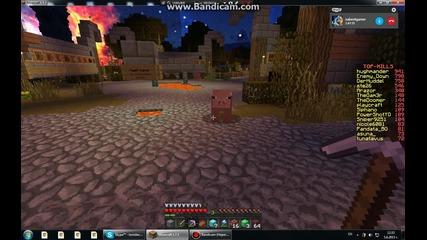 Minecraft Еп.10 мъчение от всякаде