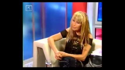 Лили Иванова - 2003, интервю за Бнт