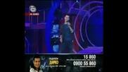 Music Idol 3 - 08.04.09г. - Войната на Гласовете - Дарко Илиевски!