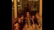 Demi Lovato and friends