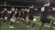 All Blacks Haka - New Zealand vs France 2011