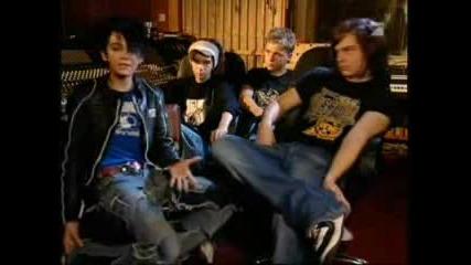 Tokio Hotel - Beitrag Bei Bravo [1/2]