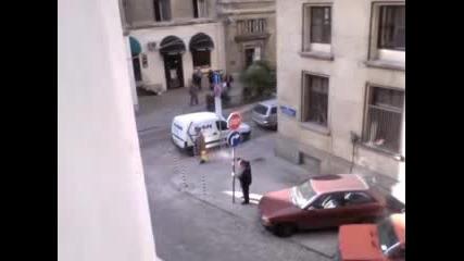 Паркинг в София ! :d