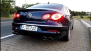 Vw Passat Cc 3,6 Vr6 exhaust