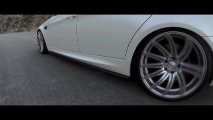 Bmw M3 e90 V8 с джанти Vossen 20''