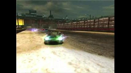 Need for speed Underground 2 trailer