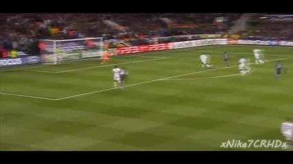 Cristiano Ronaldo Vs Tottenham Away 2011