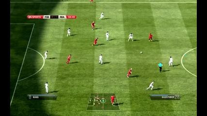 Мач на Legendary Fifa 12 - My Gameplay Bayern Munchen vs Real Madrid 2-ро Полувреме !