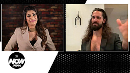 The Indian Greetings Challenge ft. Seth Rollins: WWE Now India