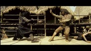 Ong Bak 2 - Tony Jaa vs Muay Thai and Kung fu