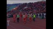 Левски-цска след мача 2005 0-1