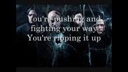 Disturbed - Violence fetish (with lyrics!)