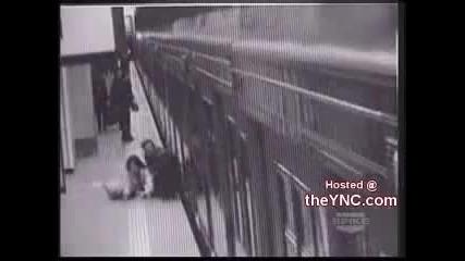 Втори Инцидент С Оцеляло Дете И Влак