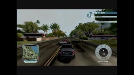 Mercedes C63 Amg vs Maserati Mc 12 [win Mercedes]