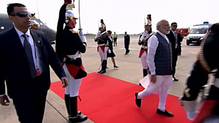 France: Modi arrives in Biarritz to attend G7 summit