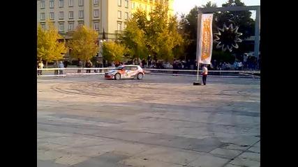 Димитър Илиев дрифтира в Пловдив