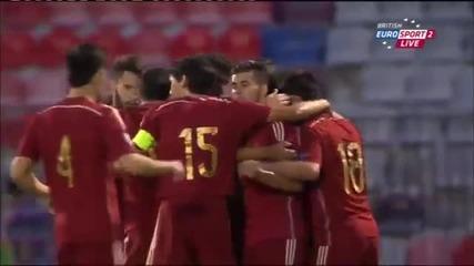 13.07.15 Испания (19) - Холандия (19) 1:1