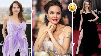 Анджелина Джоли с рядко интервю за децата, раздялата и къщата, в която живее на 5 минути от Брад