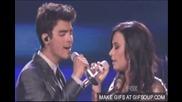 • Едно самотно момиче по-малко • [ One less lonely girl - Demi Lovato and Joe Jonas ]