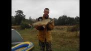 Риболов на Амур 6 кг яз. Килифарево