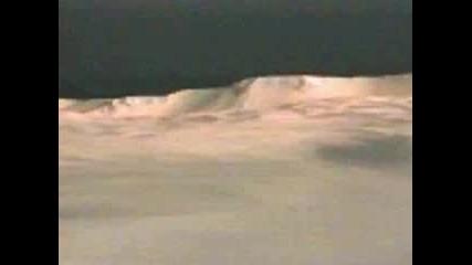 Полет Над Валес Маринерис, Марс