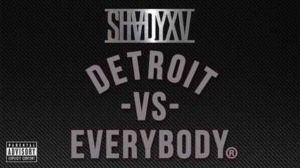 Detroit Vs. Everybody (audio)