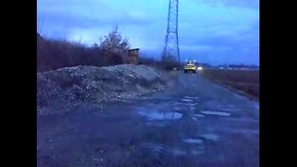 Трактор Кировец (к - 700)