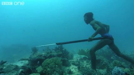Риболов на границите на човешките възможности