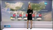 Прогноза за времето (30.01.2015 - централна)