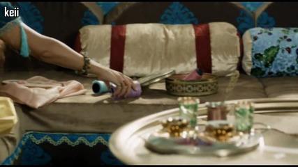 """Песен от филма """" Седемте съпрузи на Хюрмюз """" в изпълнение на Нургюл Йешилчай с Бг субтитри"""