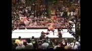 Edge & Nitro Vs John Cena & Ric Flair